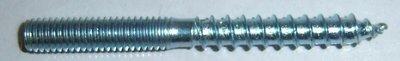 Houtdraadpen m8x150