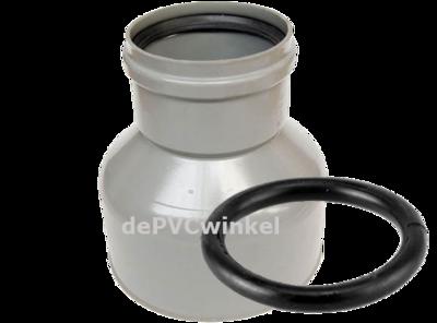 PVC Manchet Overgangstuk 110 x 157mm