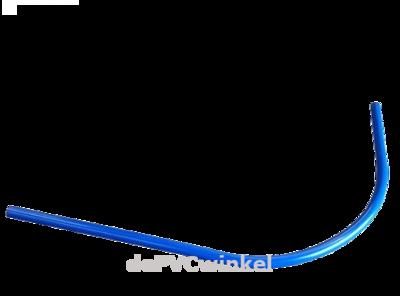 Invoerbocht LOS  l=1,20m water 50mm R=750mm