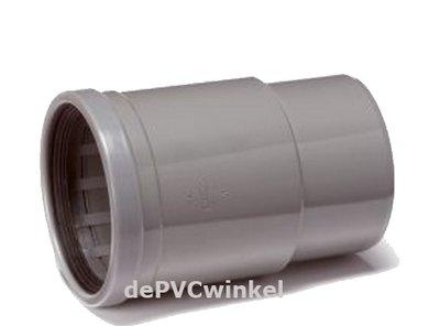 PVC Manchet zettingsmof 160mm SN8