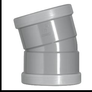 Manchet bocht 250 15`mm sn4