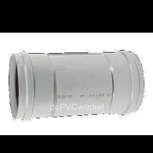 PVC Manchet Ontstoppingsstuk 200mm incl.schuifkap 2xM SN4